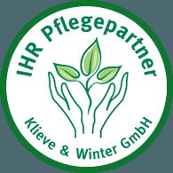 Ihr Pflegepartner Klieve und Winter GmbH - Logo